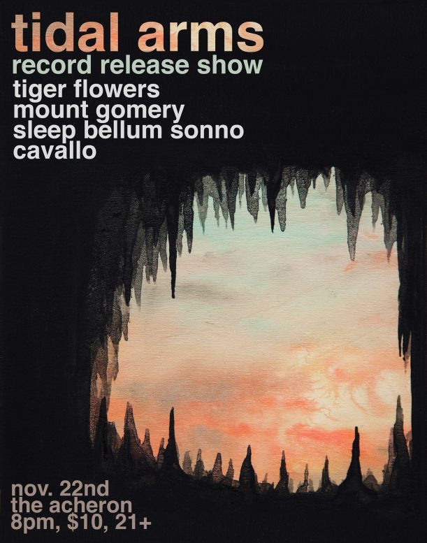 Tidal Arms release show